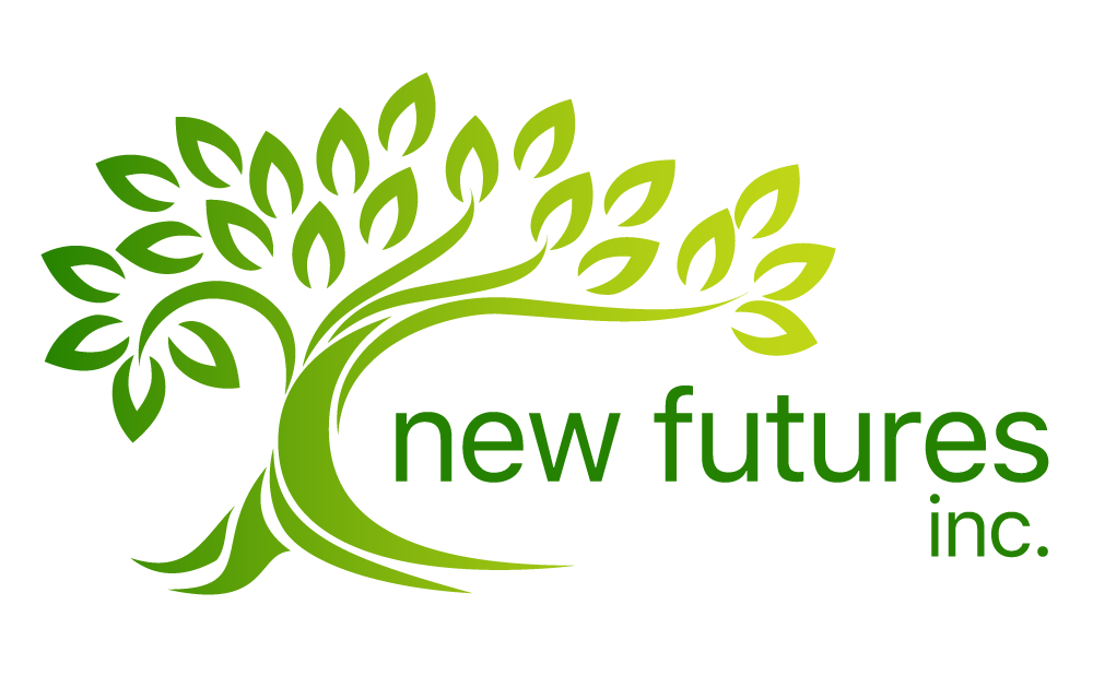 new futures logo - green tree