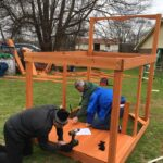 Play Set donated to New Futures