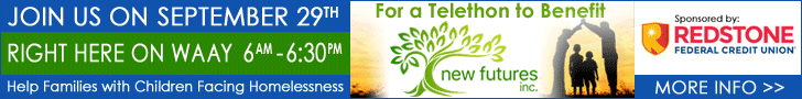 Telethon Information - long banner