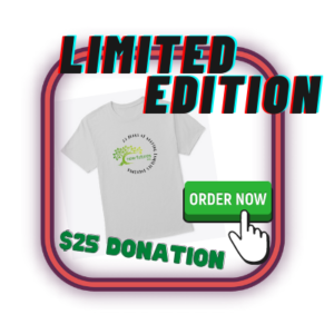 Help Homeless families by donating for this t-shirt for New Futures - Keeping Families Together for 25 Years